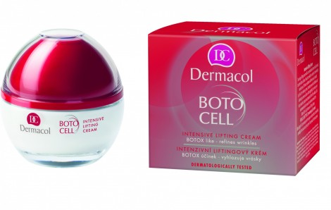 Dermacol BT Cell Intensive Lifting Creme 50 ml  für Gesicht & Dekolleté – Bild 2