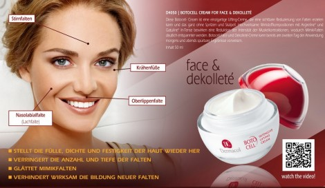 Dermacol BT Cell Intensive Lifting Creme 50 ml  für Gesicht & Dekolleté – Bild 4